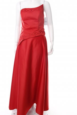 Symo Abendkleid rot Elegant