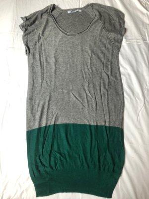 Alexander Wang Sweater Dress grey-forest green