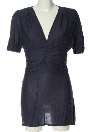 T-Bags Sukienka z krótkim rękawem niebieski W stylu casual