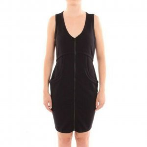 Alexander Wang Robe stretch noir