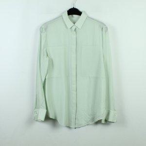 Alexander Wang Blouse en soie vert pâle soie