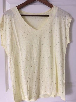 1.2.3 Paris Camiseta amarillo claro