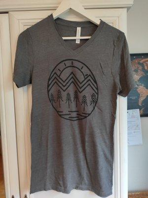 Bella+Canvas T-shirt grijs