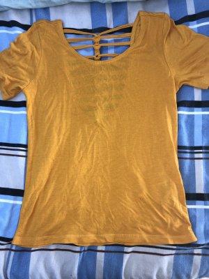 Only T-shirt oranje
