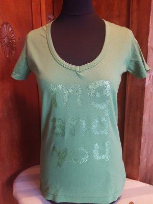 desiqual T-Shirt grass green