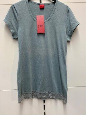 Zagora T-shirt blu cadetto