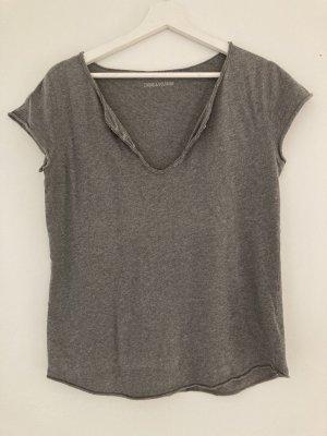 Zadig & Voltaire Camiseta gris