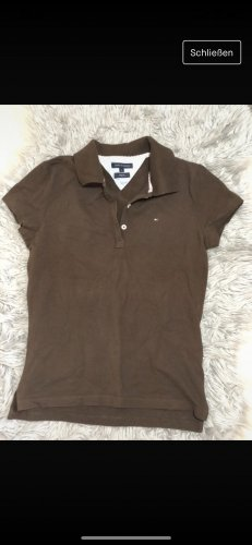 Tommy Hilfiger Polo Shirt brown