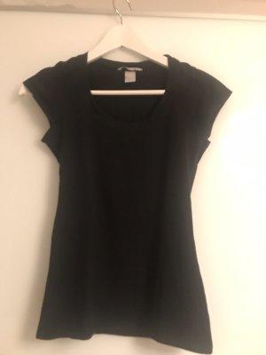 H&M T-shirt noir