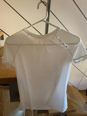 Orsay Frill Top white