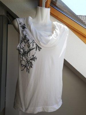 Port Louis Koszulka z golfem biały