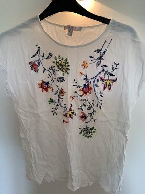 T-Shirt 38, Esprit mit Stickerei