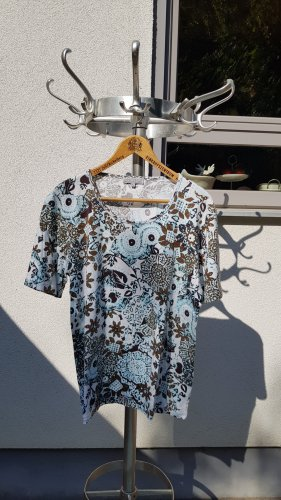 Authentic Clothing Company T-shirt multicolore Cotone