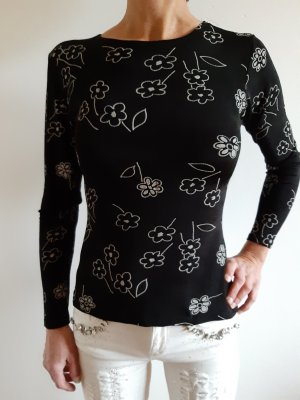 Orsay T-shirt wit-zwart