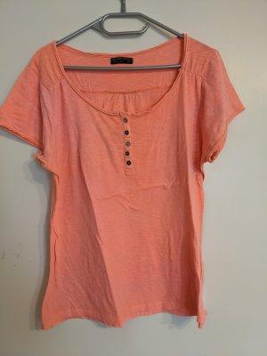 Blind Date T-shirt oranje
