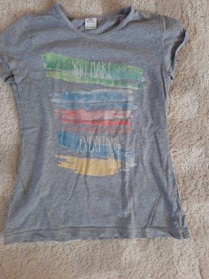 s.Oliver Batik shirt grijs