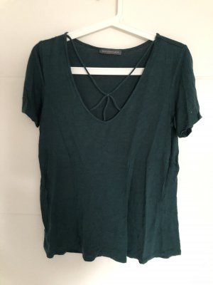 About You T-shirt vert olive-kaki