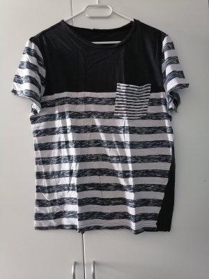 Tezenis T-Shirt white-slate-gray