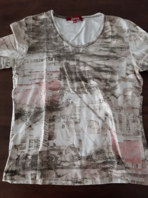 Bianca T-Shirt cream-beige