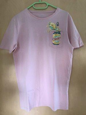 Jack & Jones Oversized Shirt rose-gold-coloured-dusky pink