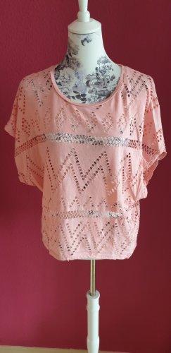 Amisu T-Shirt light pink