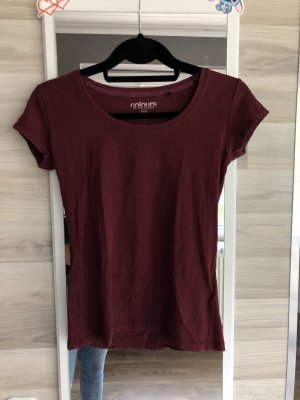 Takko T-Shirt bordeaux