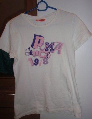 Puma T-shirt blanc