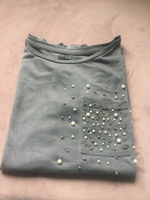 Mohito T-shirt argento Cotone
