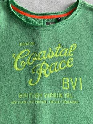 Gaastra T-Shirt green-neon yellow