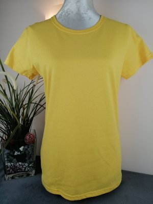 Gildan T-Shirt yellow