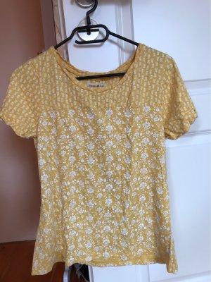Beacan Cove T-shirt żółty
