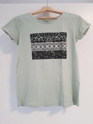 17&co Shirt munt Katoen