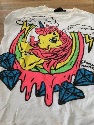 Criminal Damage T-Shirt multicolored