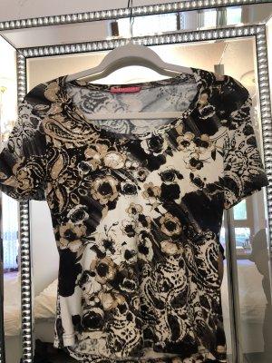 Apriori Koszulka typu batik Wielokolorowy
