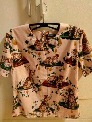 Dolce & Gabbana T-shirt color oro rosa