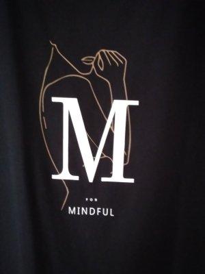 Comma T-shirt noir