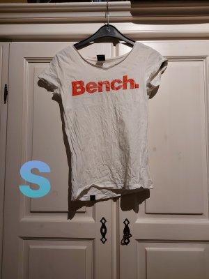 Bench T-shirt blanc