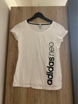 Adidas NEO T-Shirt white
