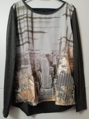 Flame Koszulka z nadrukiem Wielokolorowy