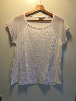 Blue Motion Top koszulowy biały