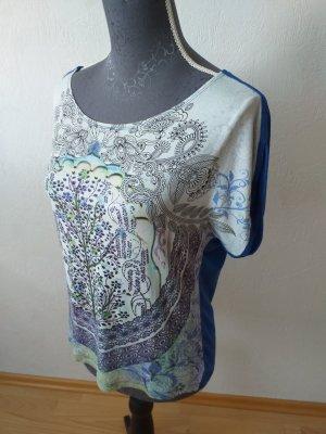 Promod Boatneck Shirt multicolored