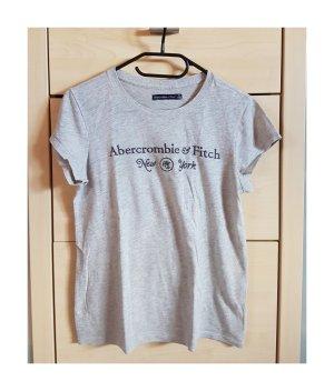 Abercrombie & Fitch T-shirt argento-grigio chiaro