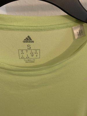 Adidas Originals T-shirt neongeel