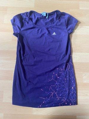 Adidas Maglietta sport lilla