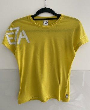 Armani T-Shirt lime yellow