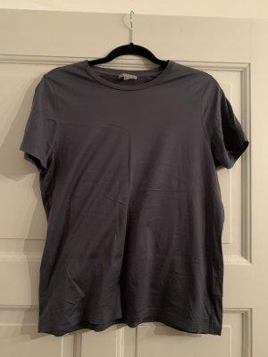 COS T-shirt leigrijs