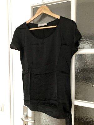 Hallhuber Camiseta negro