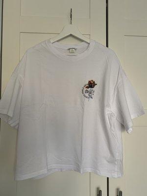 Monki T-shirt blanc