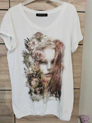 Blind Date T-shirt blanc