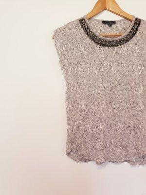 T-Shirt Basic Pailetten